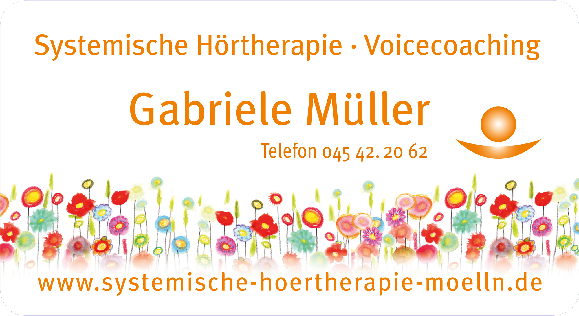 Gabriele Müller - Metamorphische Methode - Systemische Hörtherapie - Voicecoaching
